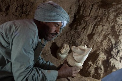 3000-year-old tombs unearthed in Egypt
