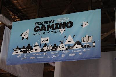 SXSW 2013 Gaming Logo