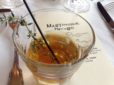 Double Thyme at Martinique Bistro