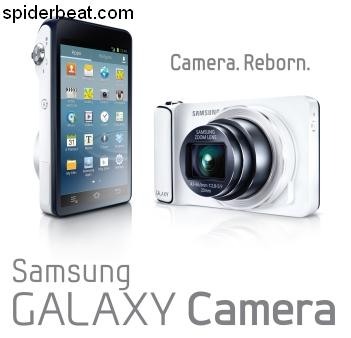 Kamera digital Android   Samsung Galaxy Camera