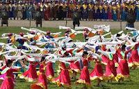 off the beaten track holiday mongolia naadam festival