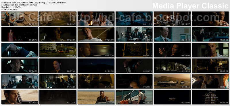Fast And Furious 2009 video thumbnails