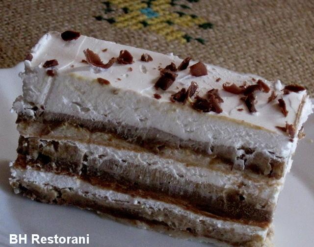 Kolaci Sa Receptima Torta španski v...