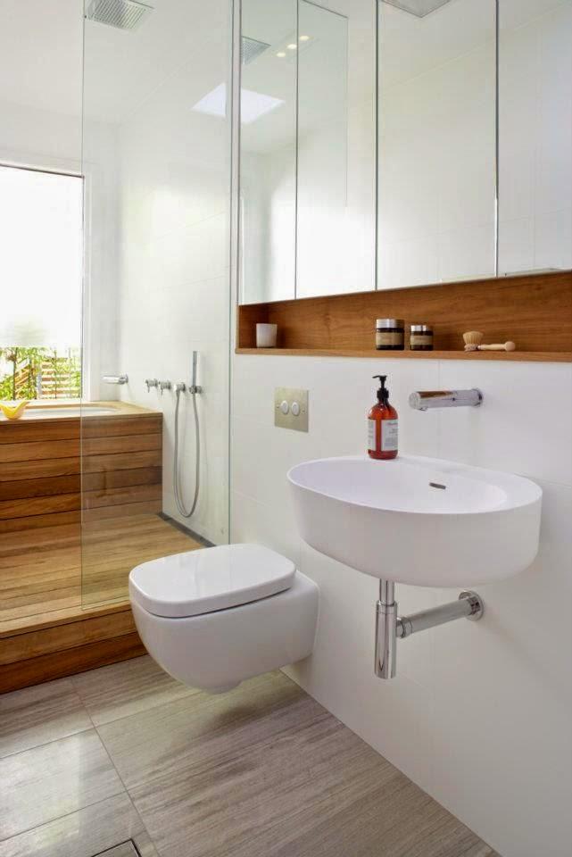memilih keramik kamar mandi sesuai tema interior