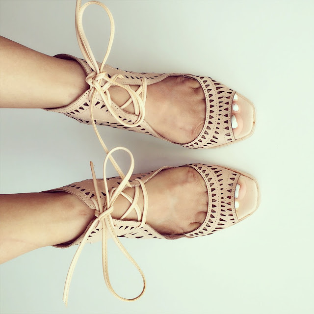 Knot wedges, wedges, Jeffrey campbell Rodillo-Hi Wedge Sandal, fashion blog, shoe of the day