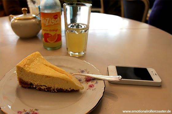 Café Herr Max - Der Beste Käsekuchen