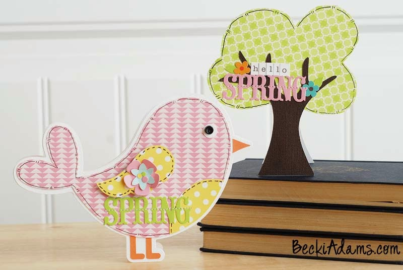 Spring Card Idea by @jbckadams for Carta Bella Paper