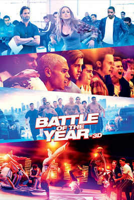 Battle of the Year 3D Poster