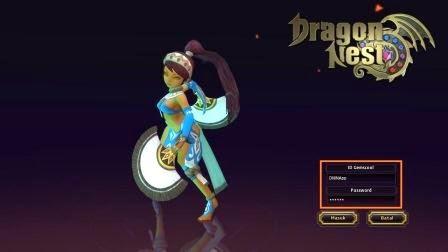 register Dragon Nest