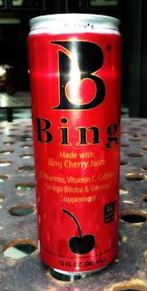 bing cherry juice drink