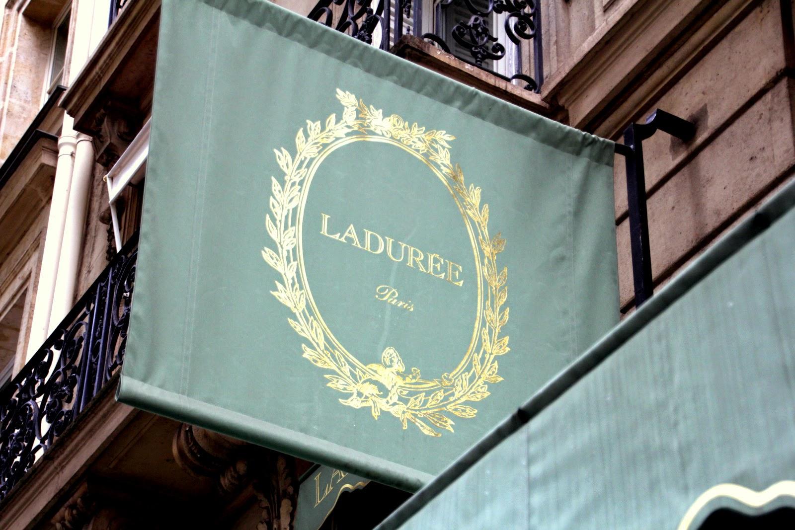 Chez Ladurée