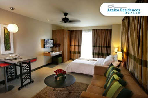 Azalea Residences Room Rates