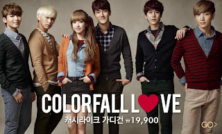 fx super junior spao promotional pictures 2