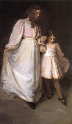 Cecilia Beaux Dorothea and Francesca