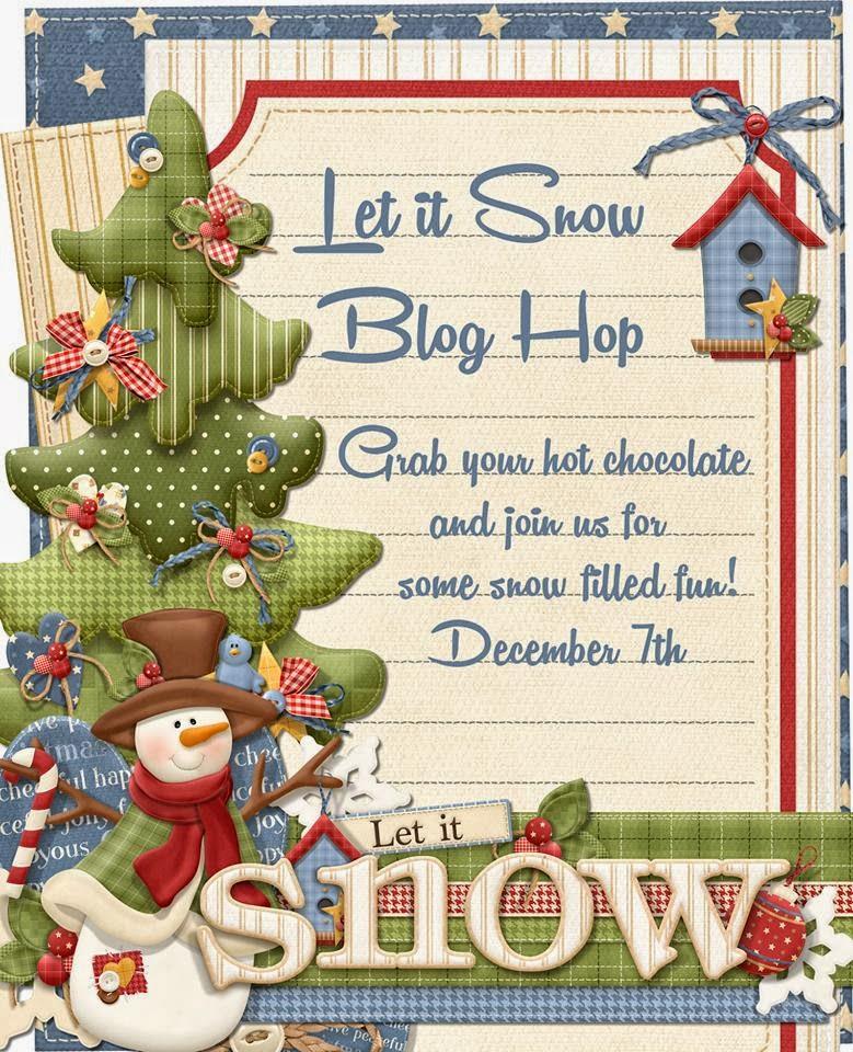 Let It Snow Blog Hop
