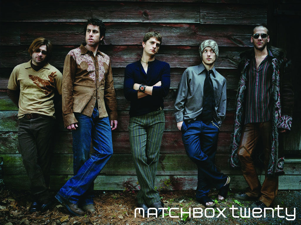 best matchbox 20 love songs Matchbox 20 hit the top 40 with bent and 'changed' their name to 'matchbox twenty' georgia and includes 20 songs and a documentary.