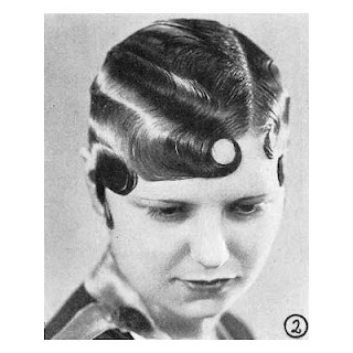 Art of Finger Waving - Recreating Vintage 1920s and 1930s Hairstyles