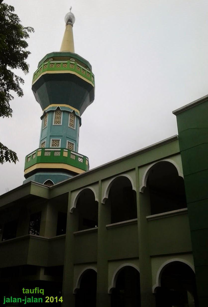 Masjid Al-Muhajirin Banyumanik