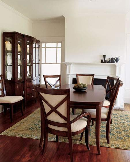 Decora el hogar decoraci n de modernos comedores for Imagenes de comedores