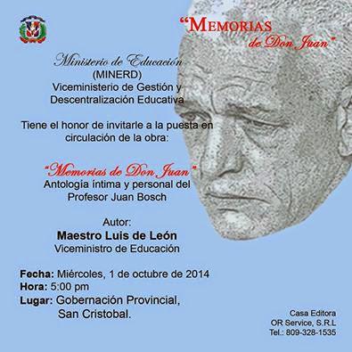 """""""MEMORIAS DE DON JUAN"""""""