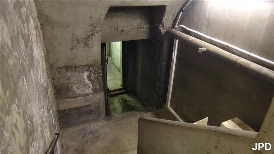 paris bise art le bunker du minist re des anciens combattants abbaye de penthemont. Black Bedroom Furniture Sets. Home Design Ideas