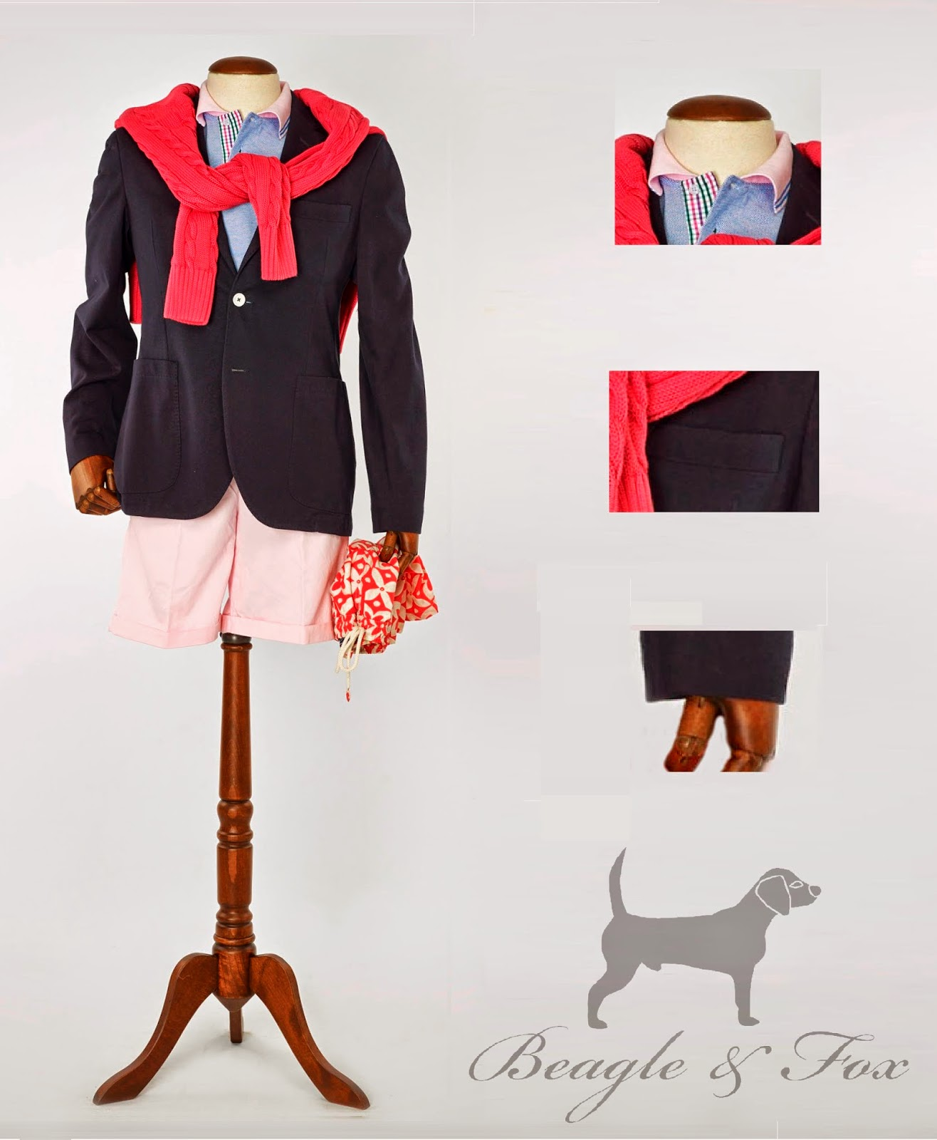 Spring 2014, primavera verano, 2014, Beagle and Fox, menswear, Made in Spain, moda hombre, moda española,