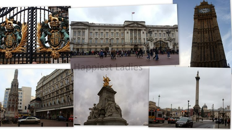 Trips to London