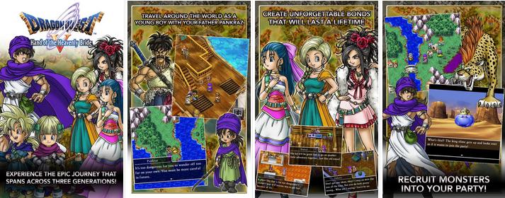 Dragon Quest V v1.0.0 APK+DATA