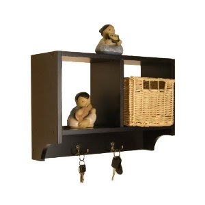 entryway wall shelf with hooks wall shelf. Black Bedroom Furniture Sets. Home Design Ideas