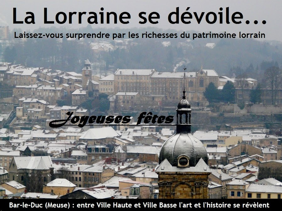 La Lorraine se dvoile...