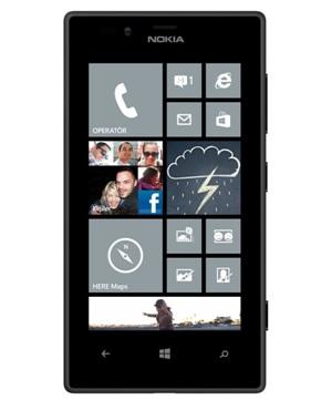 Nokia Lumia 720 Negro