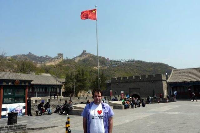 muralla china, Beijing, Badaling