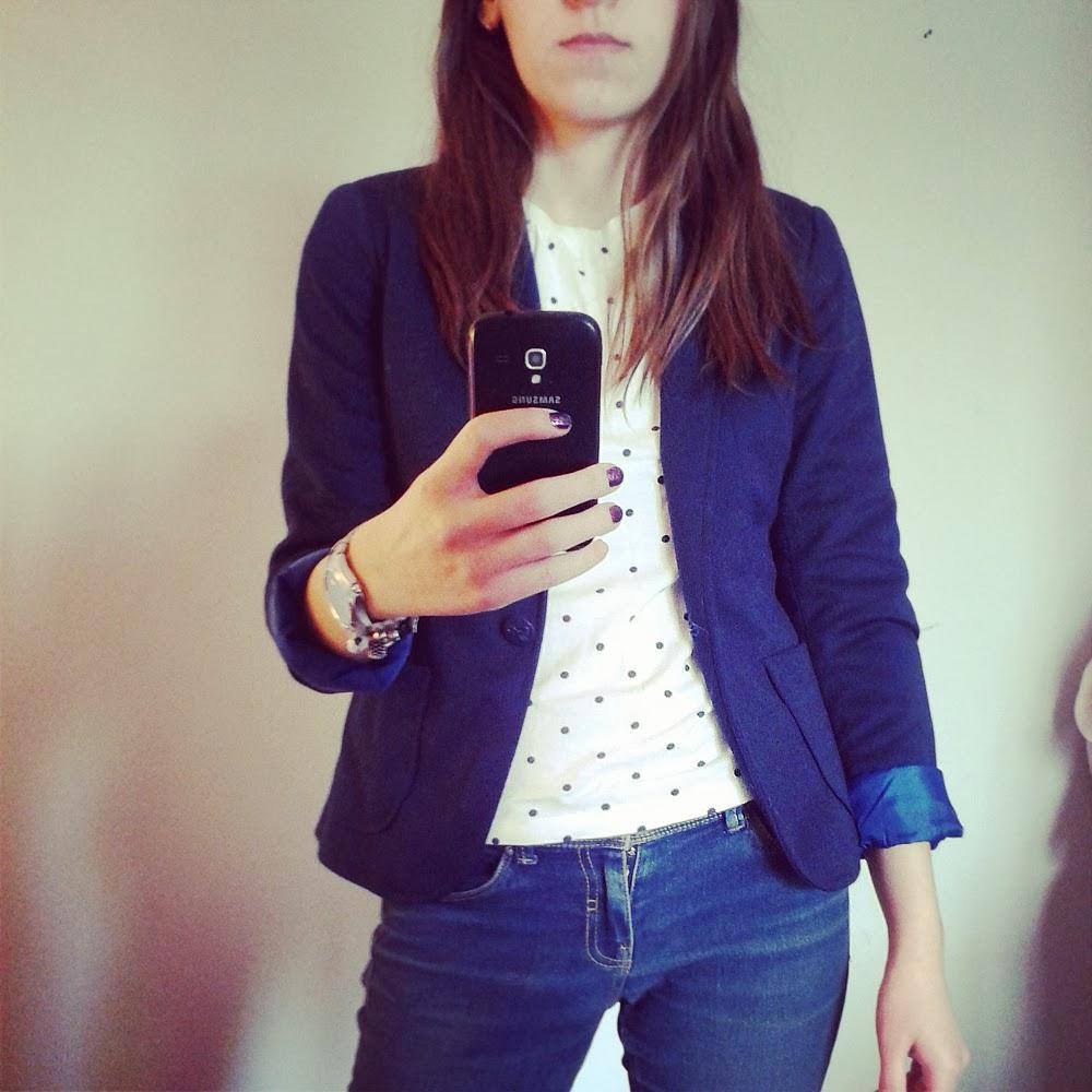 Ubraniowy niezbędnik, czyli 6 rzeczy bez których nie wyobrażam sobie swojej szafy marynarka