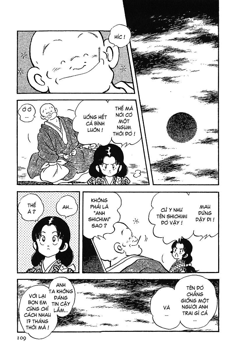 Nijiiro Togarashi - Ớt Bảy Màu chap 5 - Trang 15