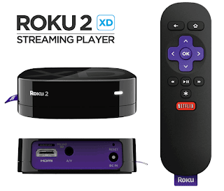 how to get canadian netflix on roku