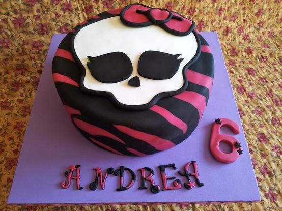 Como Fazer Cake Pops Monster High