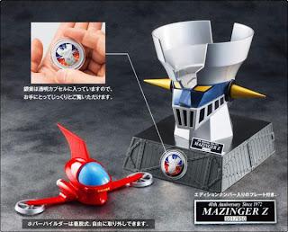 Premico Mazinger Z 40th Anniversary Super Deluxe Set