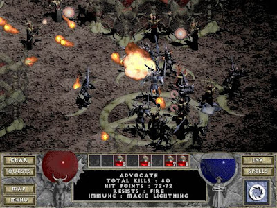 Diablo 1 PC Game