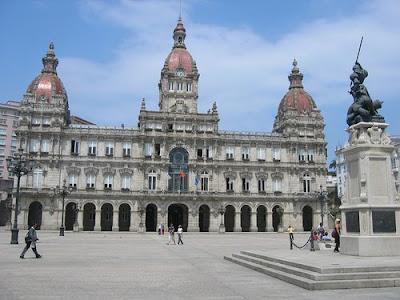 A Coruña ayuntamiento turismo