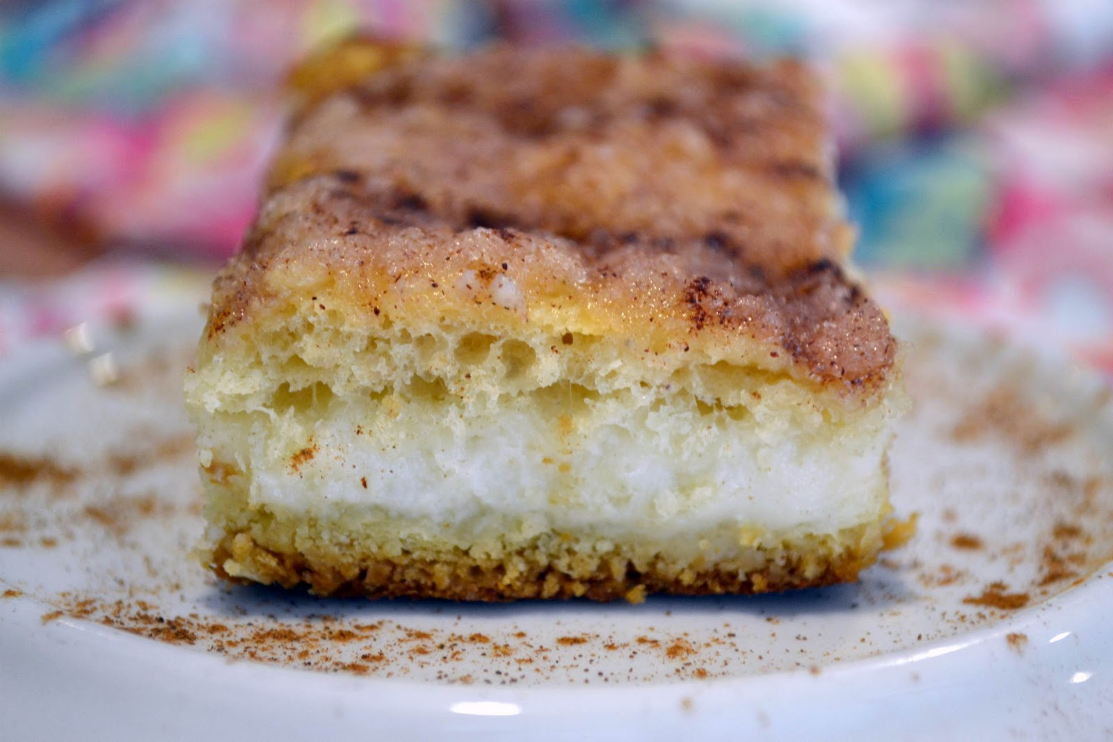 Sopapilla Cheesecake Pie