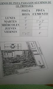 TURNOS RECREOS 2012-2013