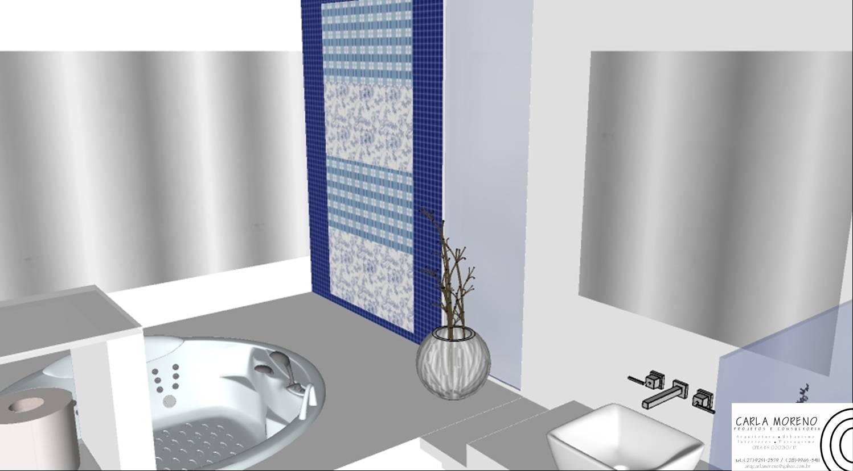 prateleiras para colocar utensílios e acessórios usados no banheiro #2B356F 1498x829 Bancada Banheiro Astra