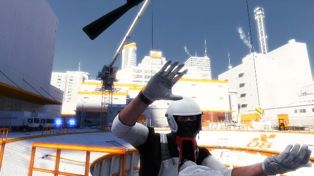 Mirror's Edge PC Games Gameplay