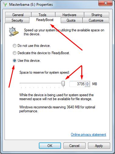 Cara Menambah RAM PC/Komputer/Laptop Menggunakan Flashdisk