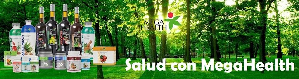 SALUD CON MEGAHEALTH: Blog Oficial para Empresarios Independientes