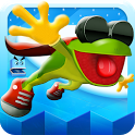 frog on ice download android games