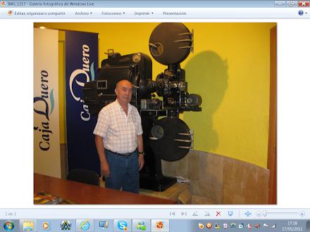 Proyector cinematografico de salas de cine