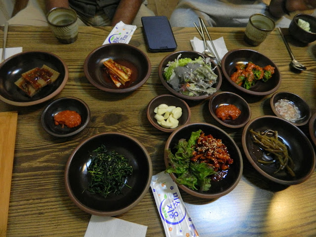 Yum dinner at Nonsan