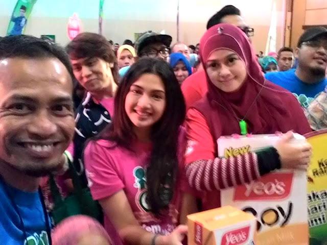 Kem Ramadan Yeo's 2015, Atikah Suhaime, Heliza Helmi, Khir Khalid,