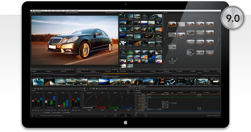 ... on the Water: UPDATED Blackmagic have released DaVinci Resolve 9.04